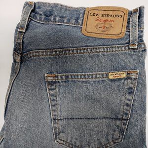 Levi Strauss Sinature Straight fit jeans 34 x 32